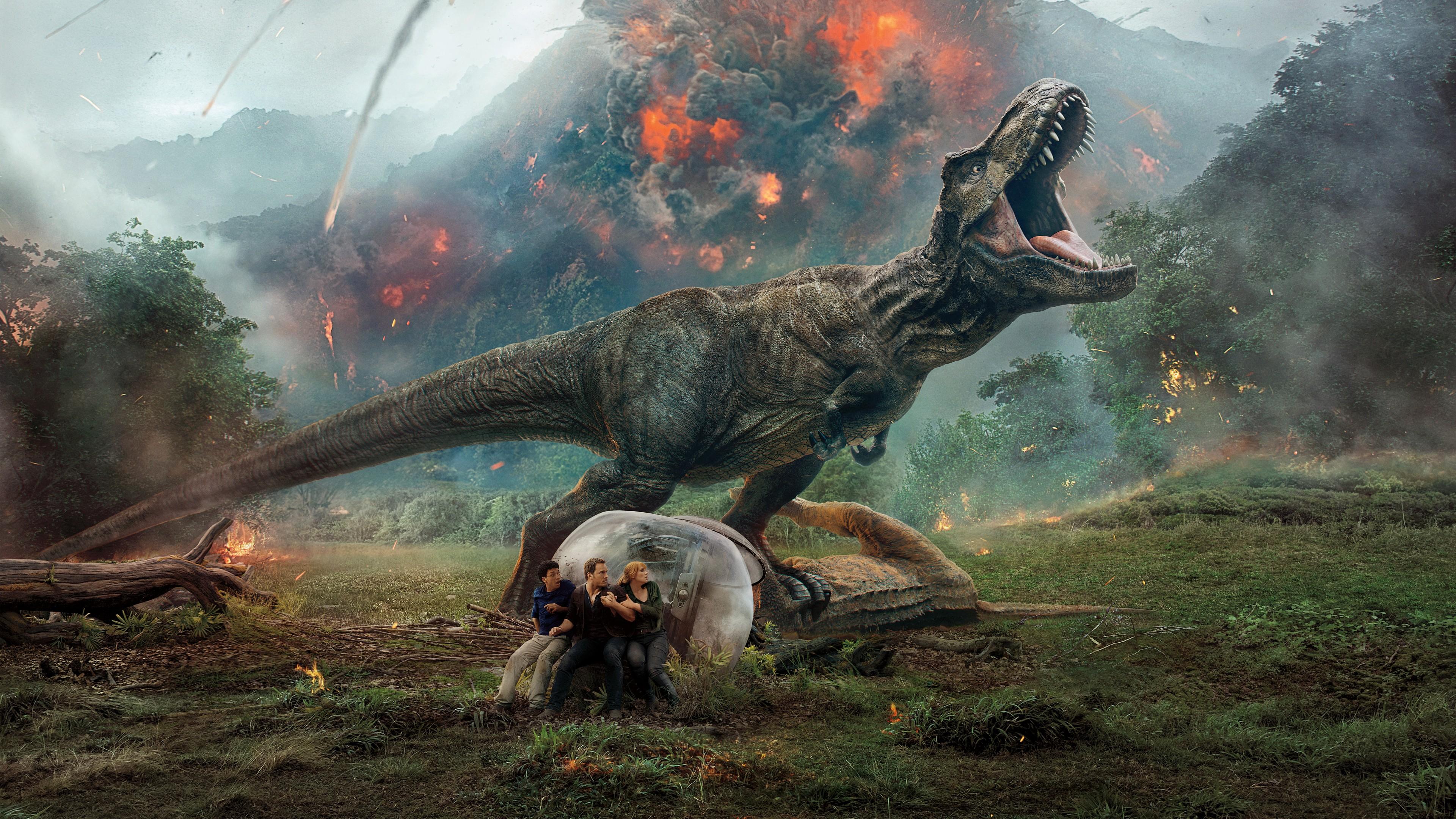 Jurassic World: Fallen Kingdom (Universal)