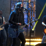 Foo Fighters on Ellen