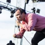 Future Islands, photo by Philip Cosores
