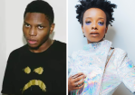 Gallant and Jamila Woods