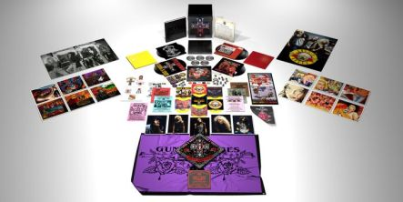 Guns N' Roses Locked N' Loaded Box Set
