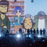 Gorillaz Ben Kaye The Meadows The Now Now