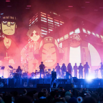 Gorillaz Live Tour Dates 2018