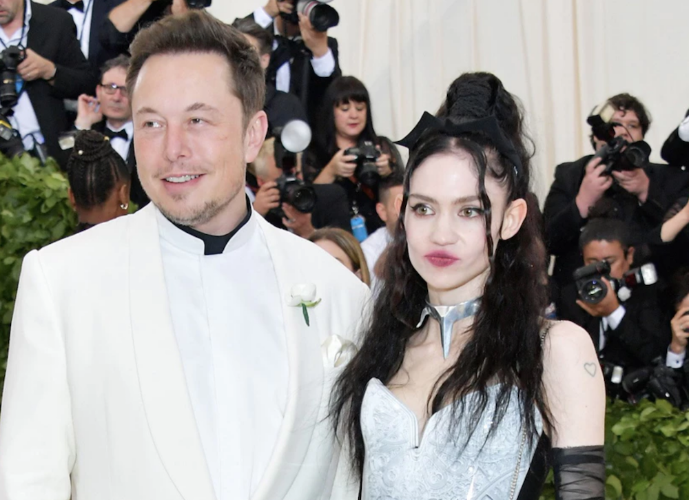 Grimes defends Elon Musk, says Tesla's anti-union stories are