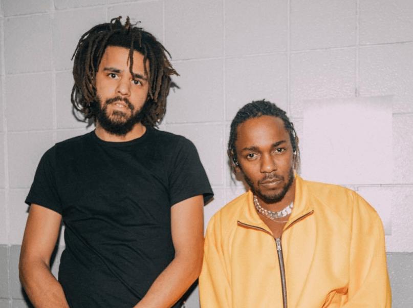 "J. Cole talks Kendrick Lamar album, Kanye West and ""False Prophets"""