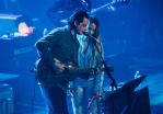 Jack White and Margo Price sing The White Stripes in Nashville