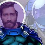 Jake Gyllenhall Spider-Man Villain Mysterio