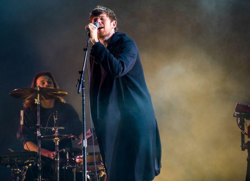 james blake new music concert
