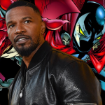 Jamie Foxx Spawn Movie Casting