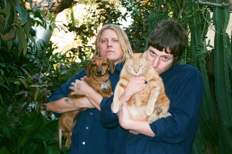 Ty Segall and White Fence team up for collaborative album Joy
