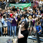 Jack White surprises Woodrow Wilson high school students