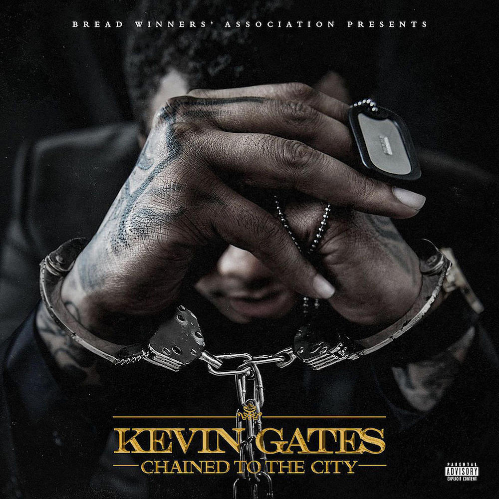kevin gates chained to the city single Kevin Gates returns with three song single Chained to the City: Stream