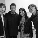 Liam Gallagher meets estranged daughter Molly Moorish