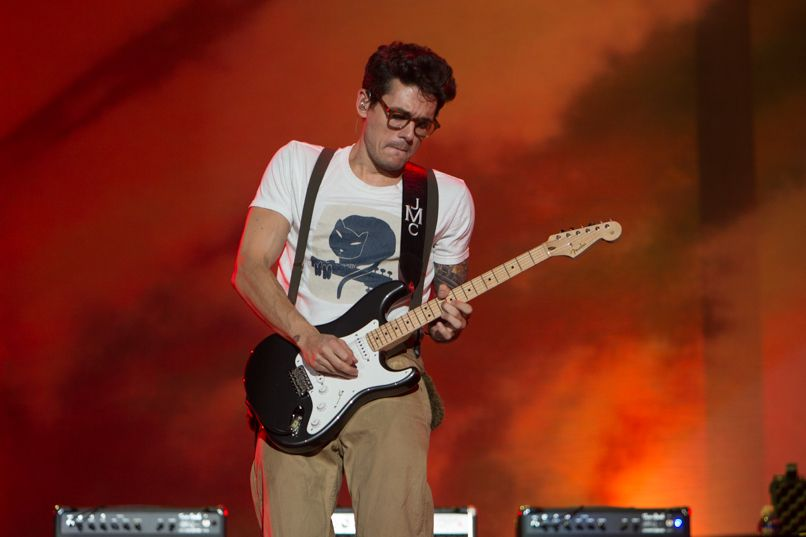 John Mayer, photo by Philip Cosores