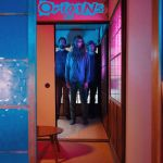 Maps & Atlases Origins Christopher Hainey Blue Pink