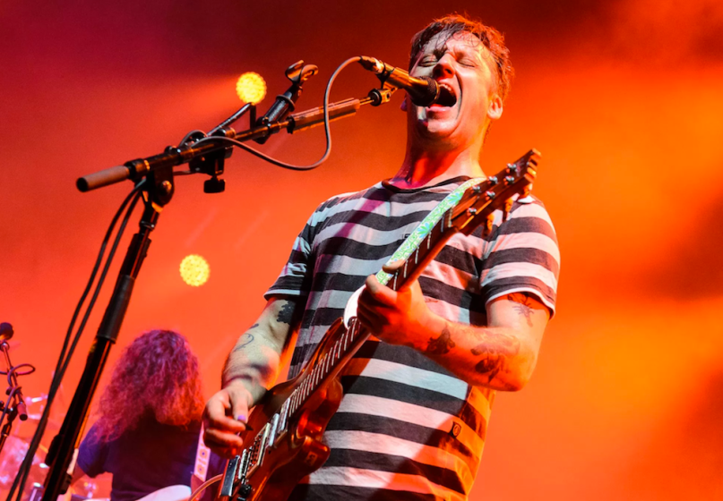 Modest Mouse Isaac Brock Tour
