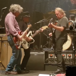Neil Young and Crazy Horse reunited