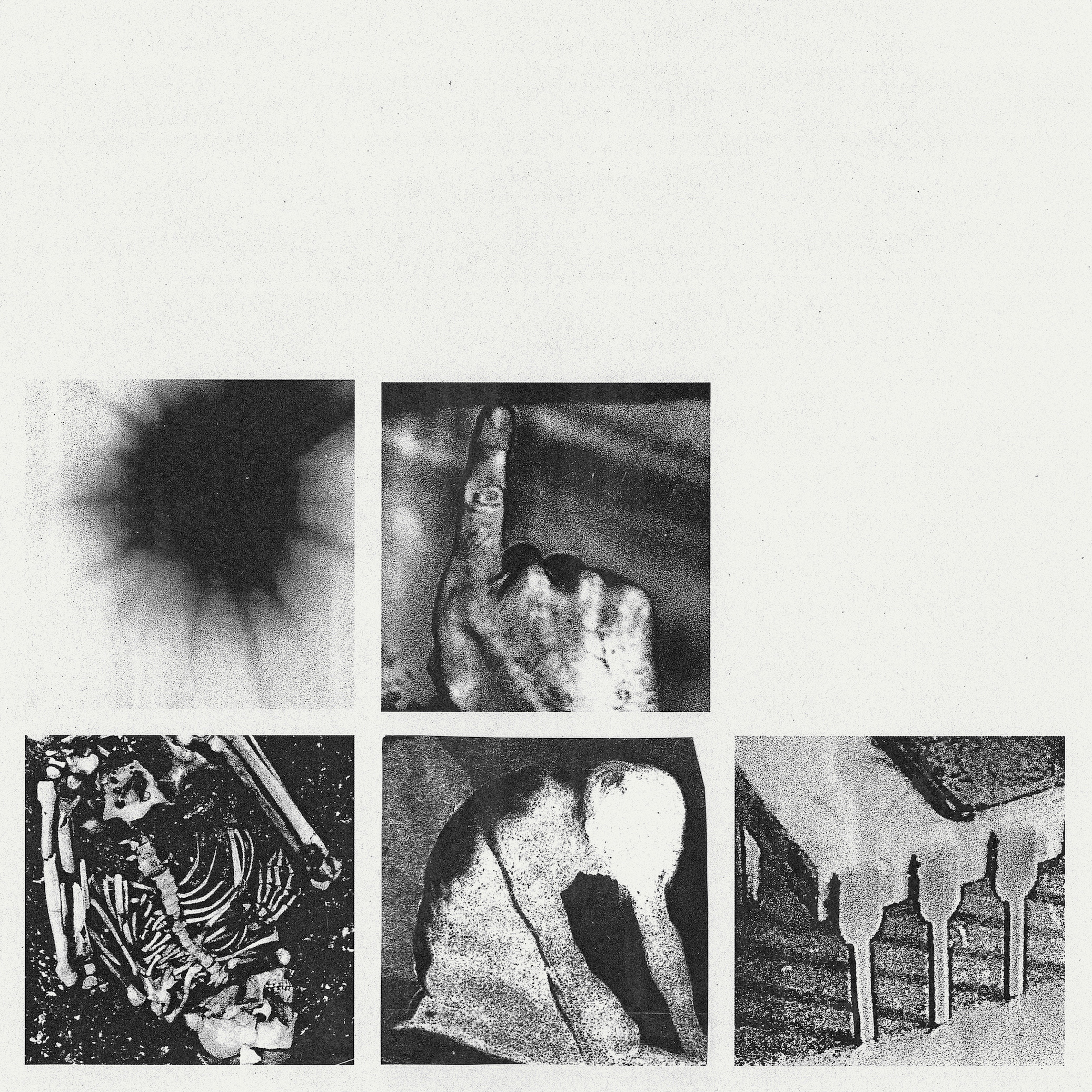Nine Inch Nails' Bad Witch Artwork