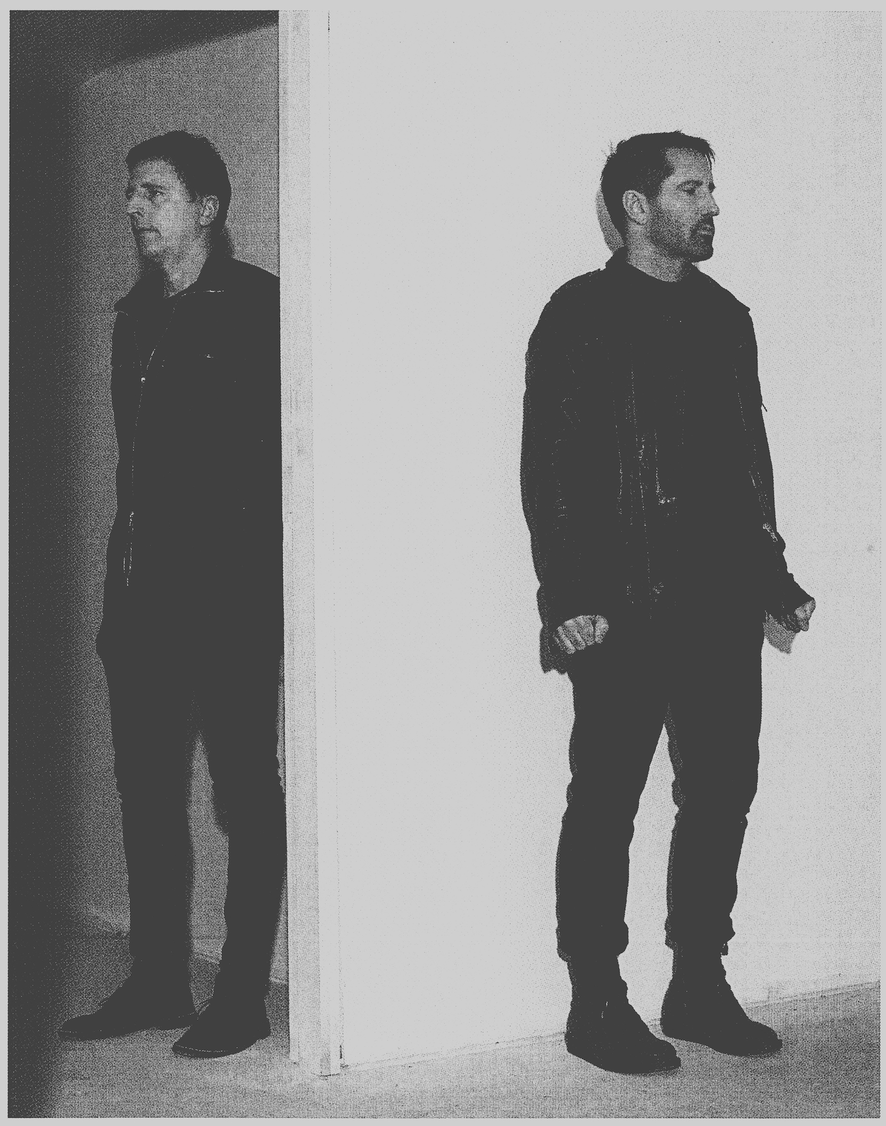 Nine Inch Nails, photo by Corinne Schiavone