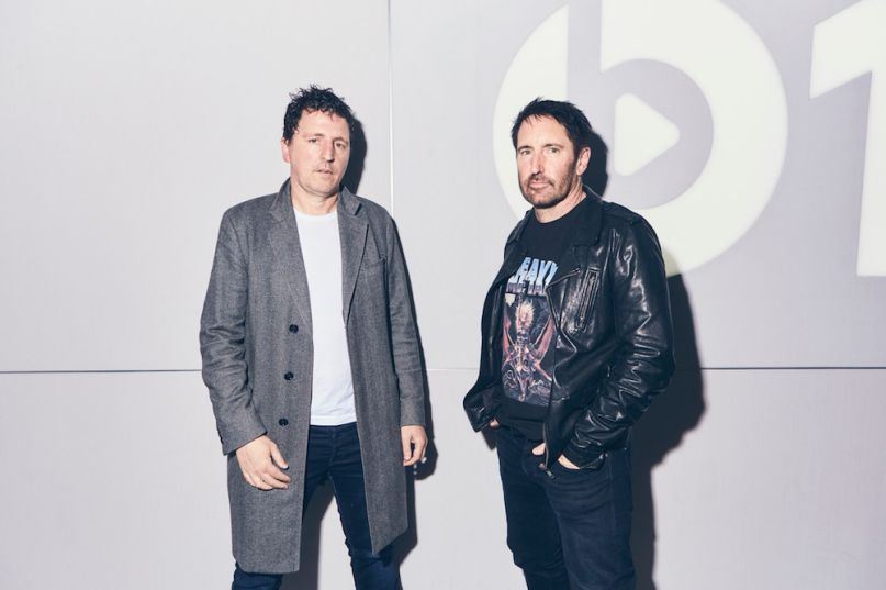 """Nine Inch Nails - """"God Break Down the Door"""" new song stream"""