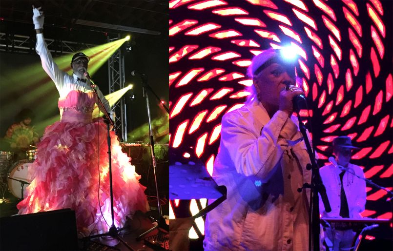 ONO and Psychic TV at Moogfest 2018