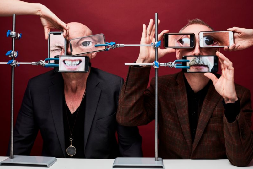 Orbital, photo by Kenny McCracken
