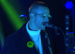 Portugal. The Man on The Late Late Show with James Corden