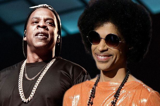 JAY-Z and Prince