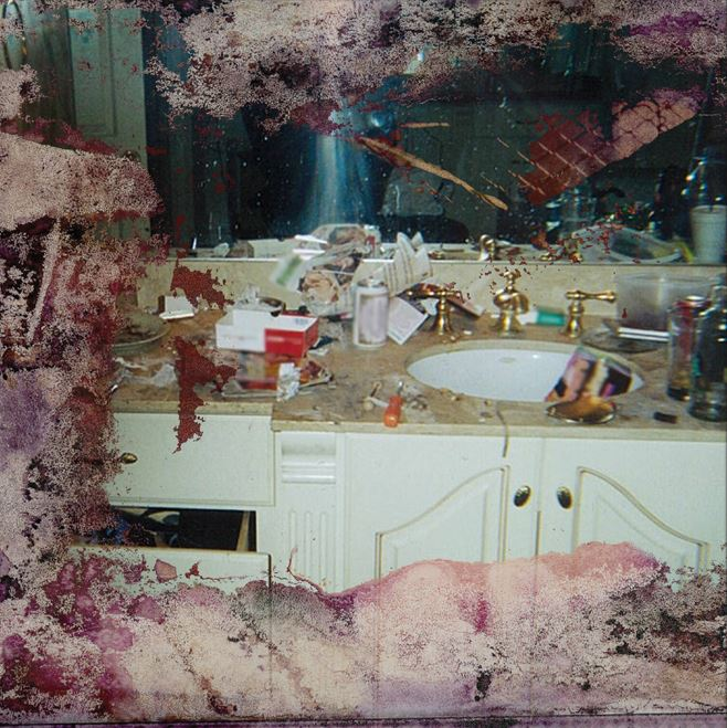 Pusha T Daytona Album Cover Artwork