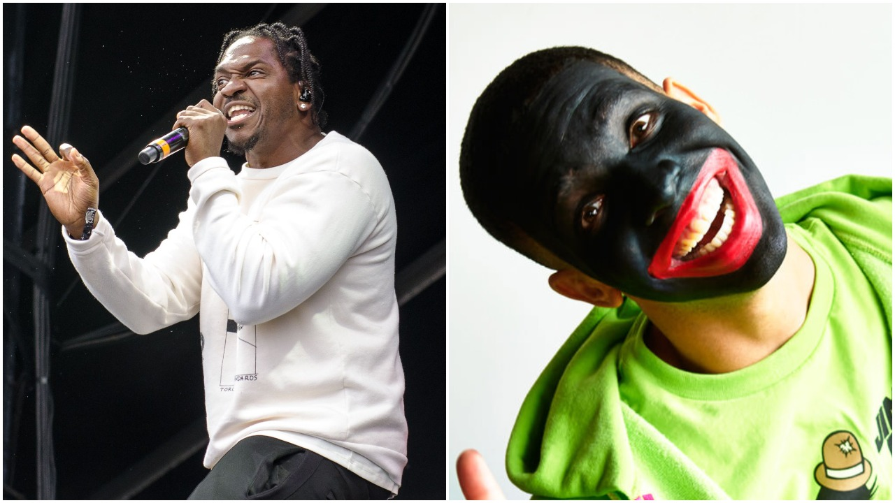 pusha t drake feud silent on all black issues