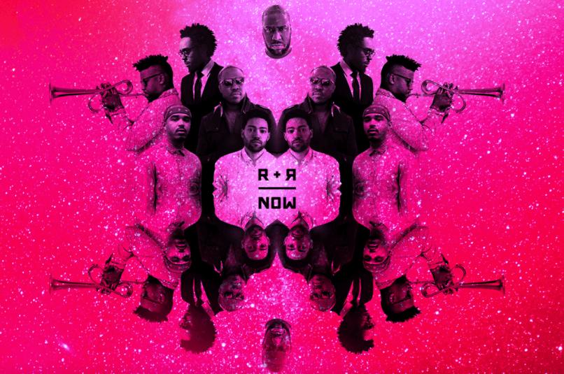 R+R=NOW Mirror Image Jazz Pink Supergroup