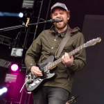 Scott Hutchinson of Frightened Rabbit, photo by Ben Kaye