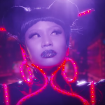 "Nicki Minaj in ""Chun-Li"" music video"