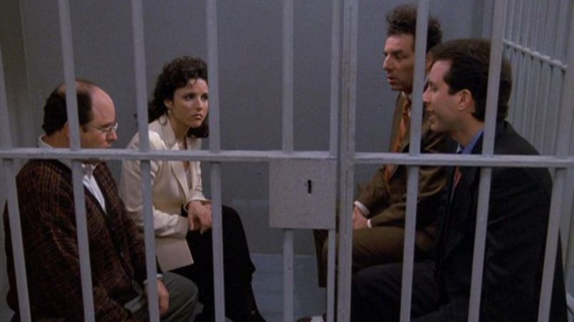 Seinfeld Series Finale