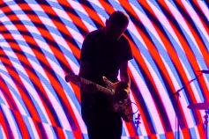 Slowdive, photo by Caroline Daniel