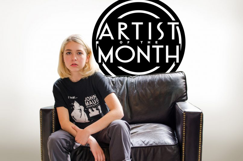 Snail Mail Artist of the Month