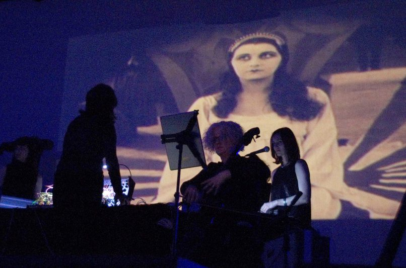 Suzanne Ciani performing The Cabinet of Dr. Caligari at Moogfest 2018