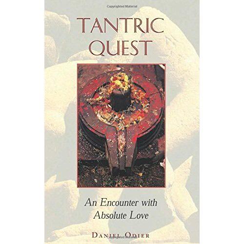 Tantric Quest Daniel Odier book cover