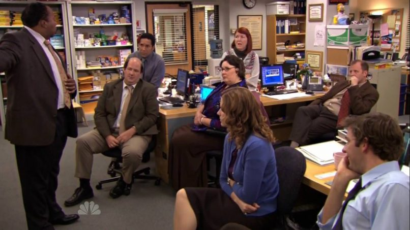 The Office - Prince Family Paper