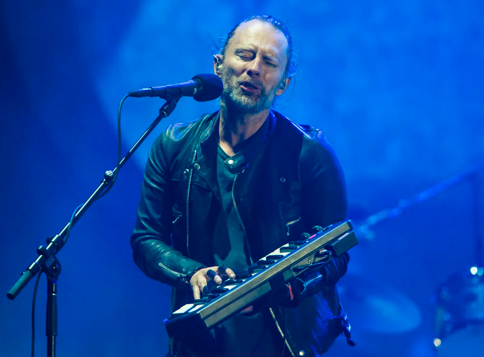 """Top Song of the Week: Thom Yorke Offers a Dreamy Embrace on """"Dawn Chorus"""""""