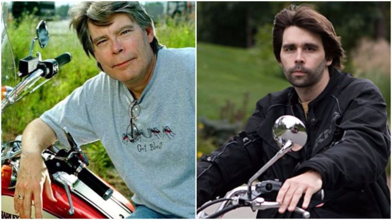 Stephen King and Joe Hill