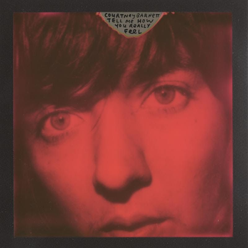 Courtney Barnett's Tell Me How You Really Feel