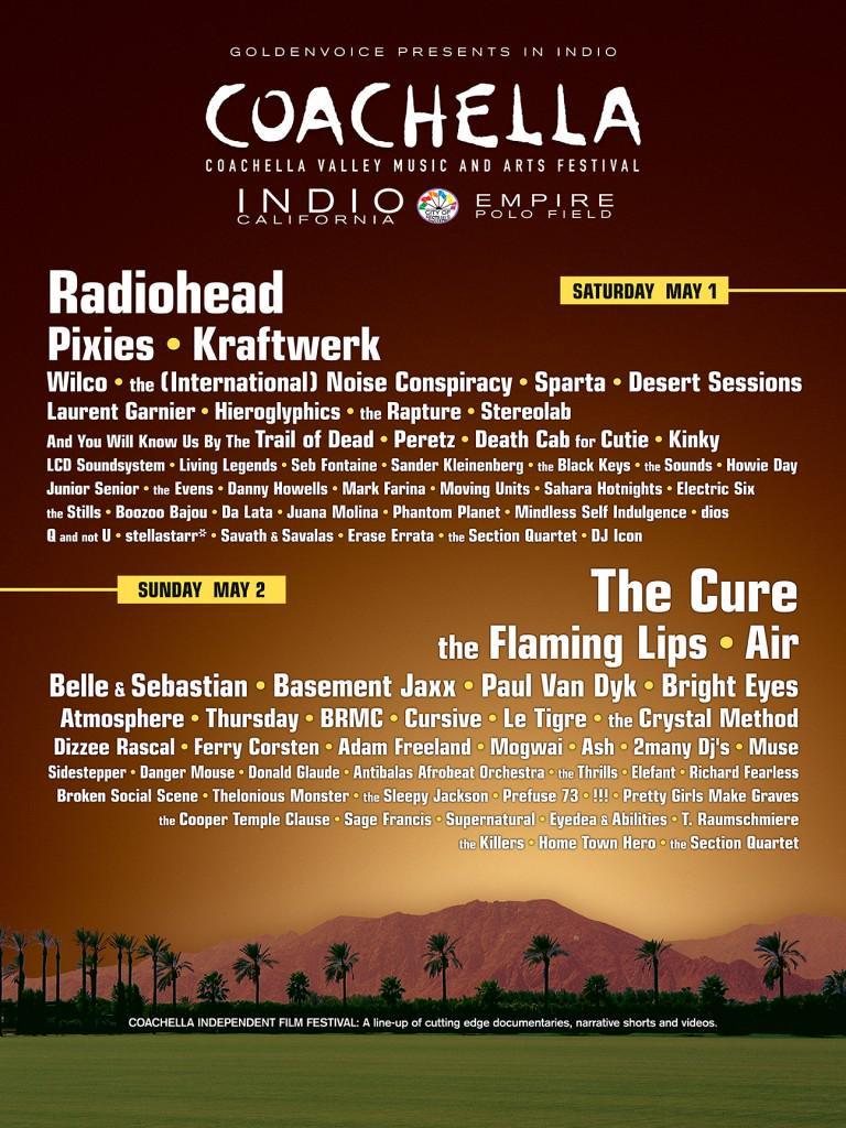 04. Coachella - 2004