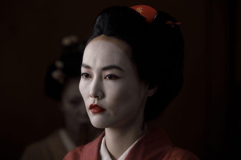 Rinko Kikuchi Westworld Akane No Mai HBO