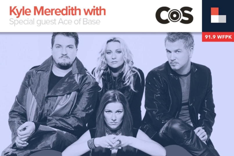 Ace of Base on Kyle Meredith