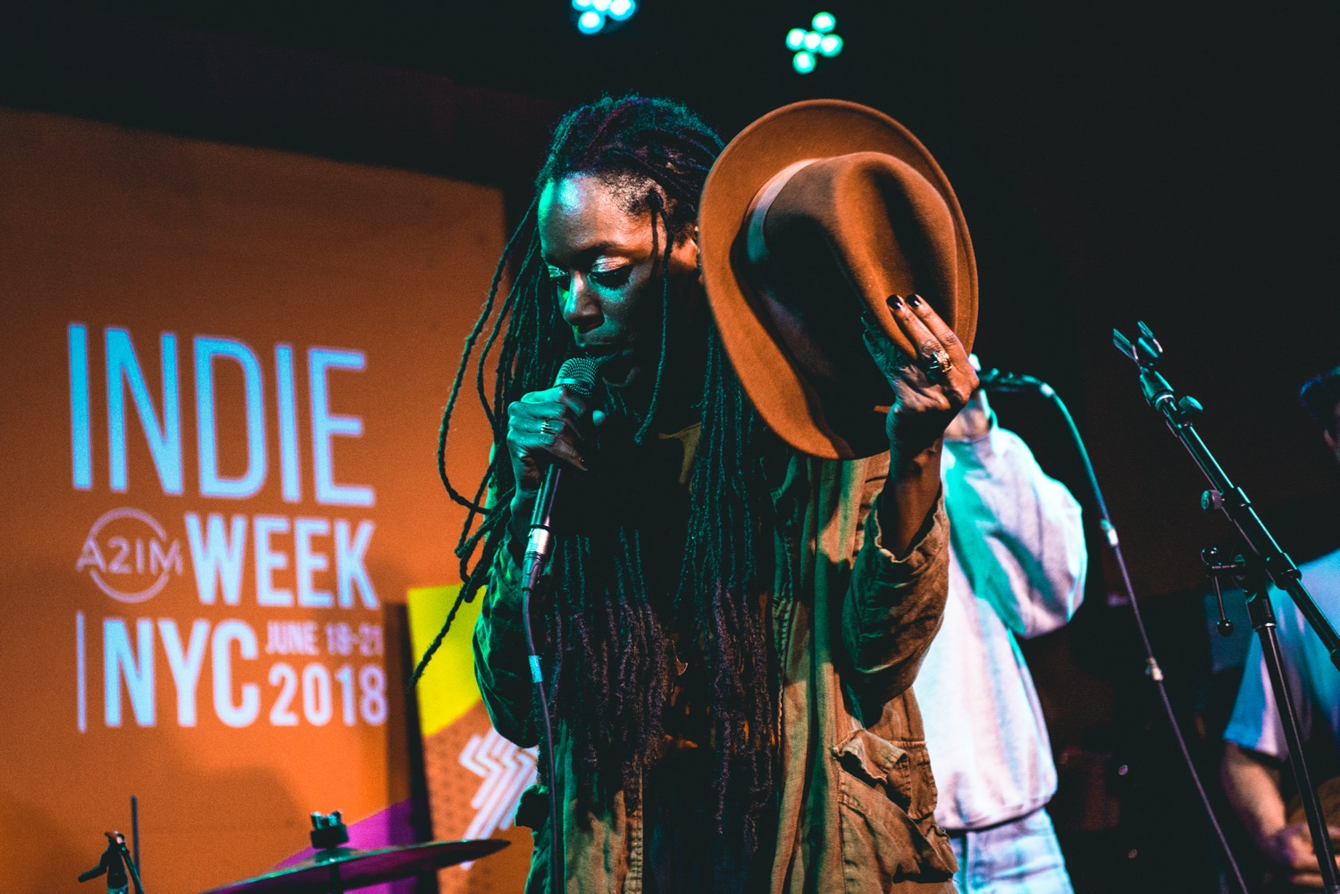 akuanaru reeperbahn2018 cos juliadrummond 2 5 Reeperbahn New York Edition 2018 Photo Gallery: HAERTS, Jade Bird, Akua Naru, Surma