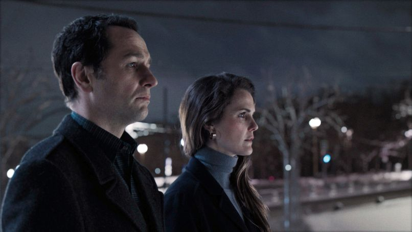 The Americans Start Finale Matthew Rhys Keri Russell