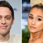 Pete Davidson and Ariana Grande engaged married