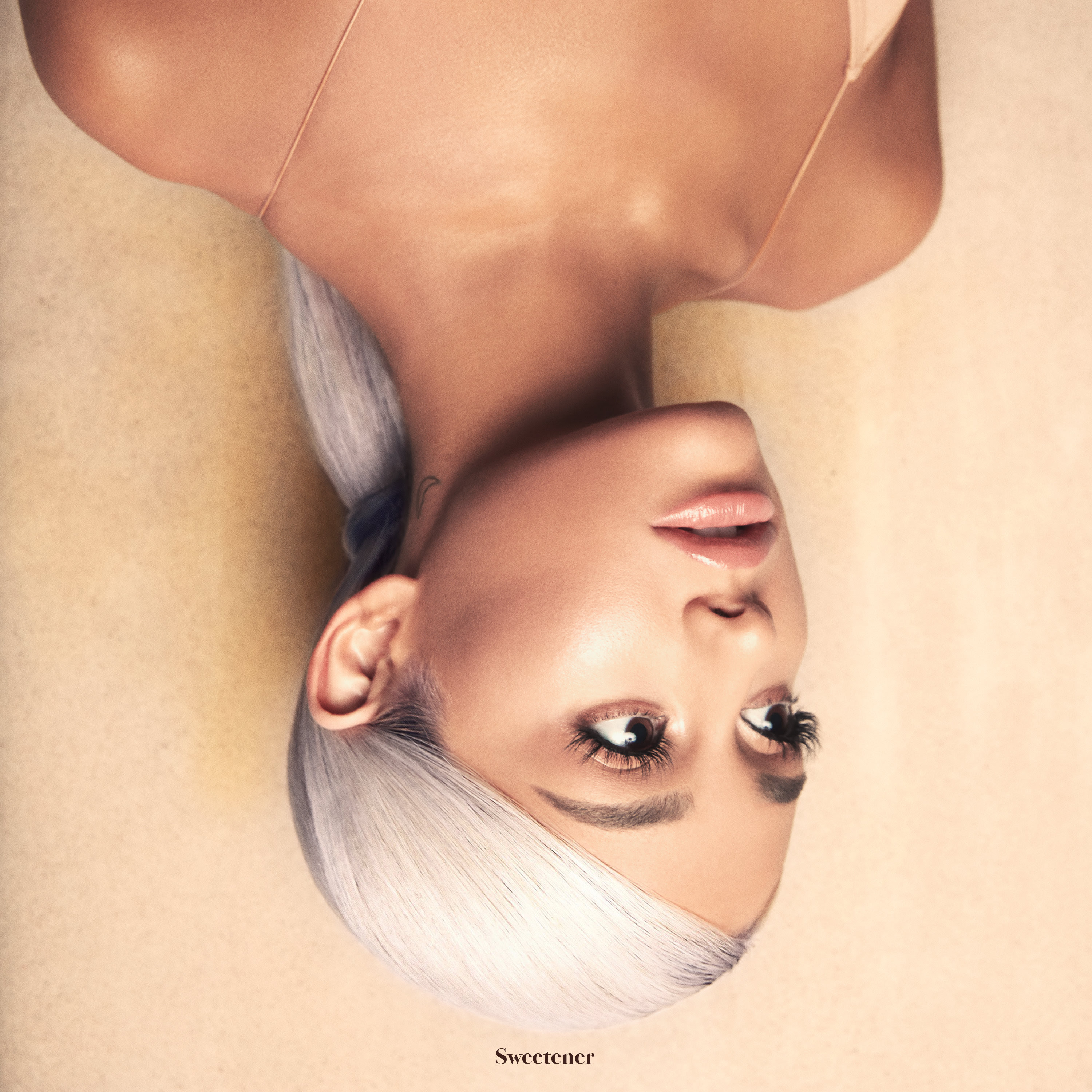 Ariana Grande Sweetener artwork