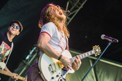Allen Stone, photo by Debi Del Grande